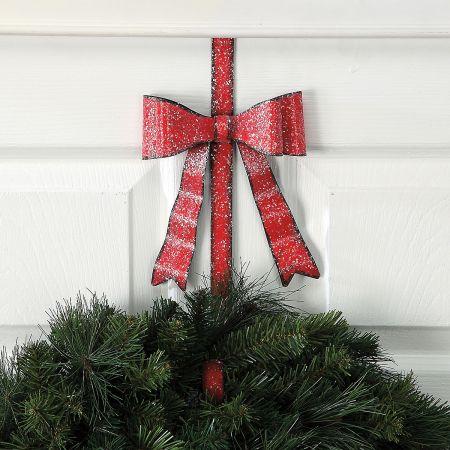 Bow Wreath Hanger
