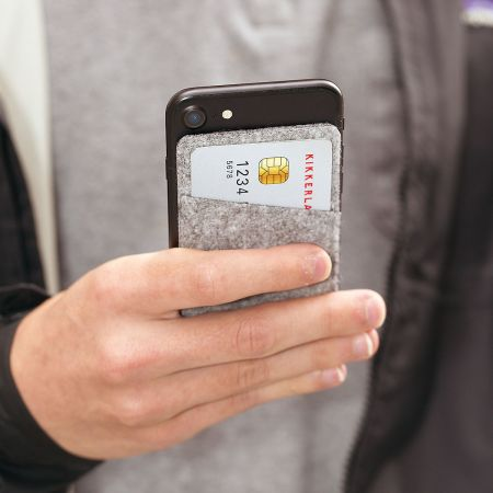 Felt Phone Pocket