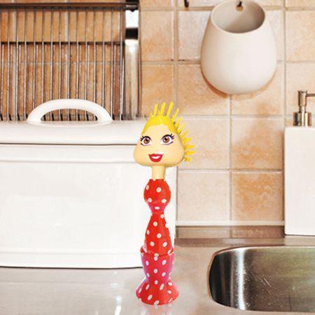 Lady Dish Brush