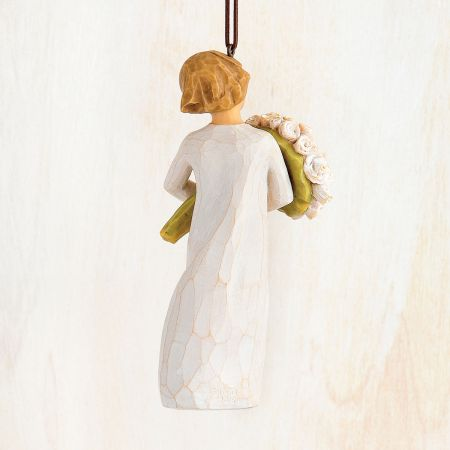 2019 Angel Ornament by Willow Tree®
