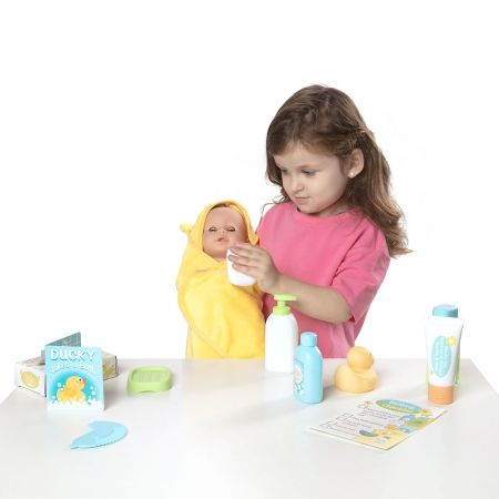 Changing and Bath Time Playset by Melissa & Doug®