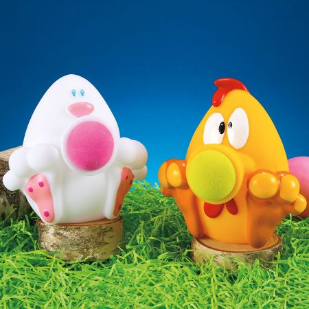 Egg Shape Poppin' Pal