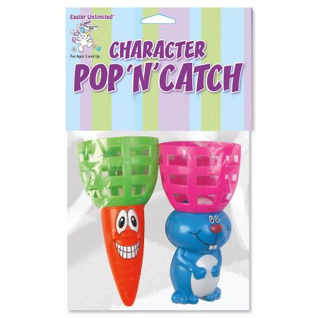 Character Pop 'N' Catch