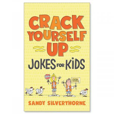 Crack Yourself Up Joke Book