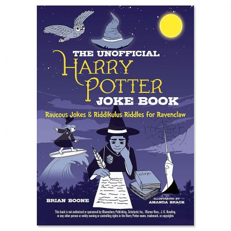 Ravenclaw Harry Potter Joke Book