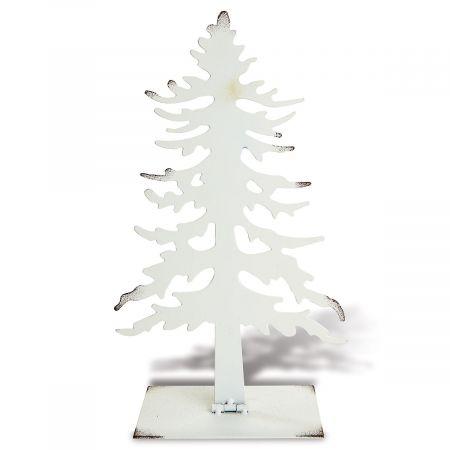 White Laser Christmas Tree