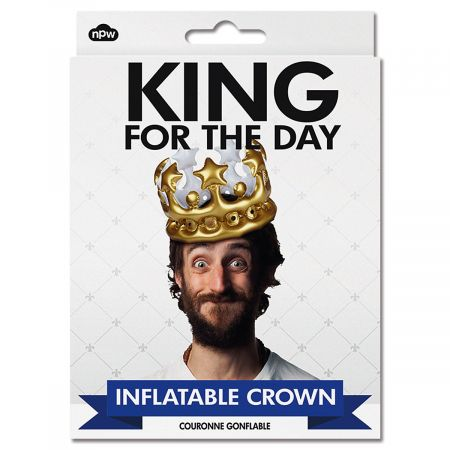 King for the Day Crown