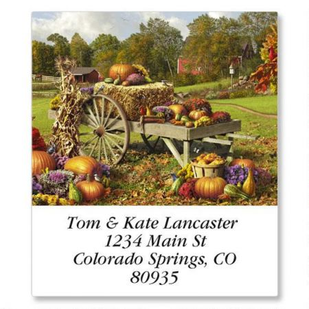 Country Walks Select Address Labels  (12 designs)