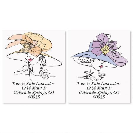 Church Ladies Select Address Labels  (2 Designs)