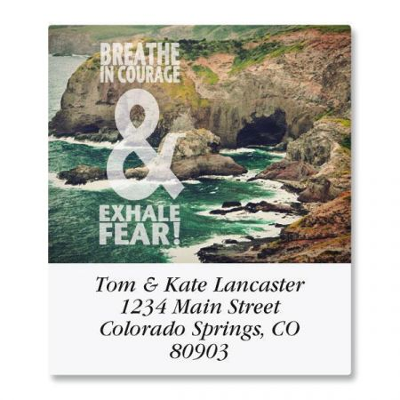 Photo Inspiration Select Address Labels  (12 Designs)