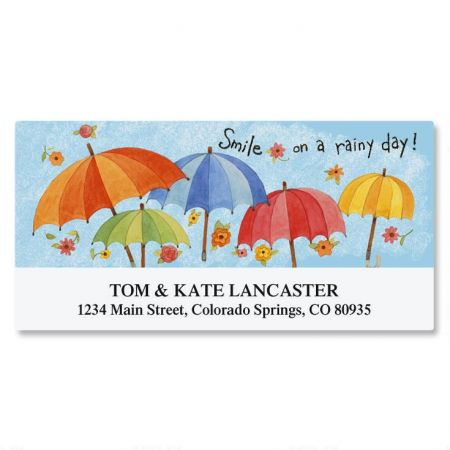 American Spring Deluxe Address Labels  (6 Designs)