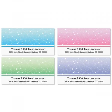 Subtle Impressions Deluxe Address Labels  (4 Designs)