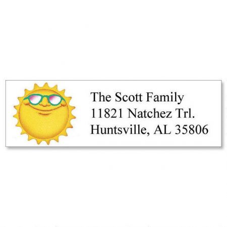 Year Round Classic Address Labels  (12 designs)
