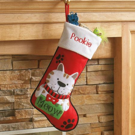 Fabric Stockings