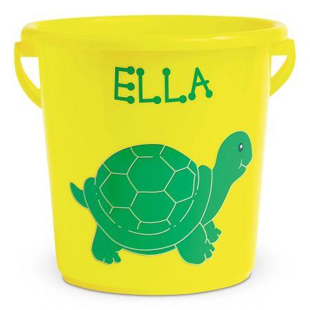 Fun-in-the-Sand Bucket-Yellow-Z814520E