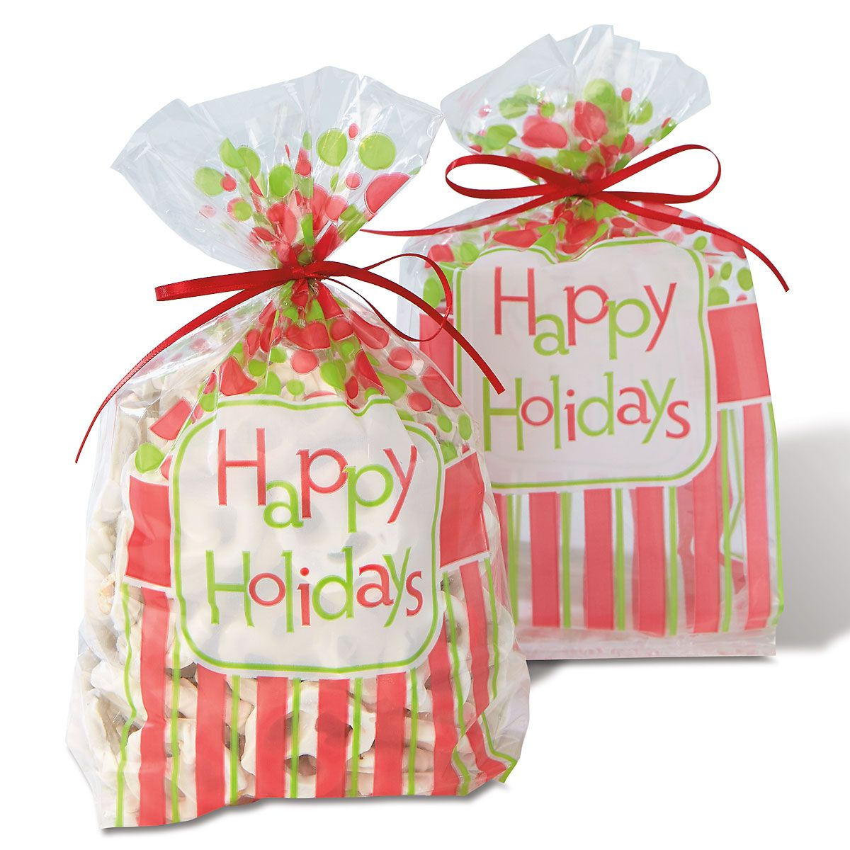 Christmas Treat Bags by Current Catalog