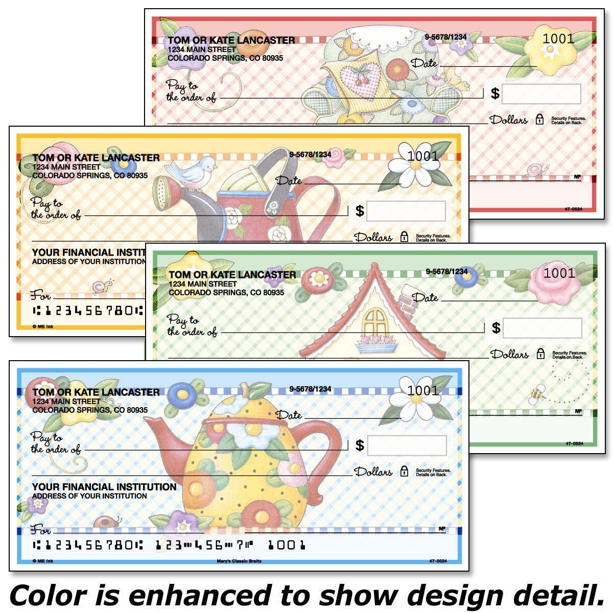 Mary Engelbreit® Classic Duplicate checks