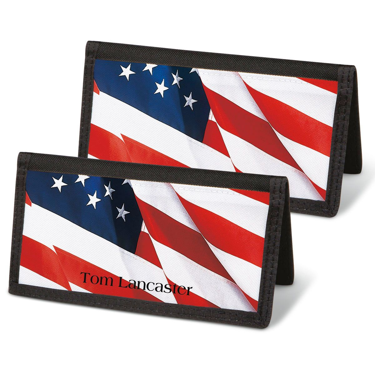 American Glory Checkbook Covers