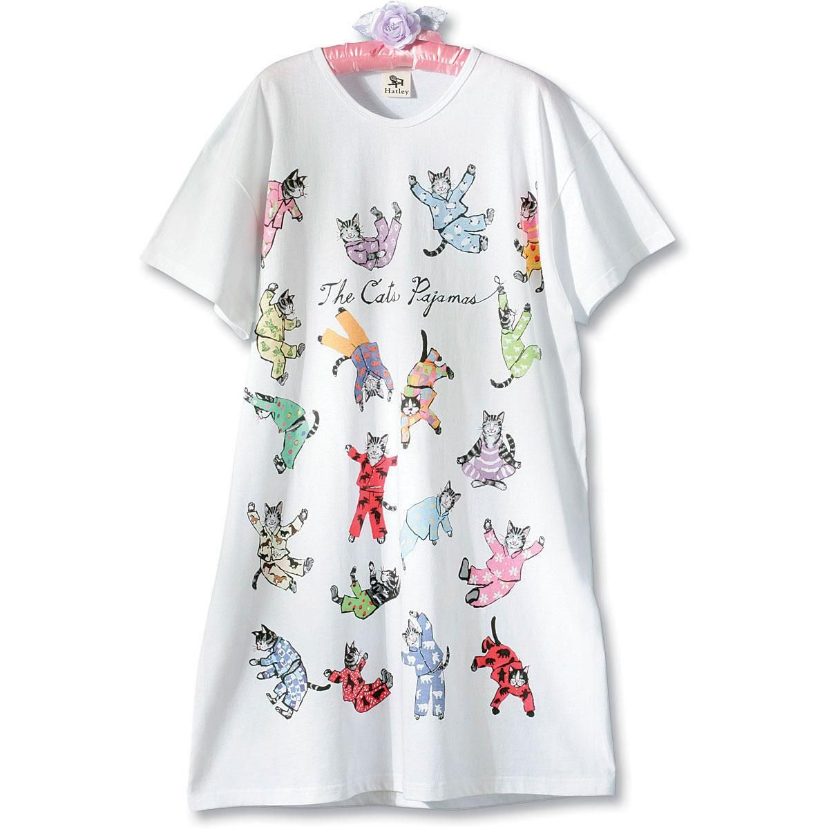 The Cat's Pajamas Nightshirt