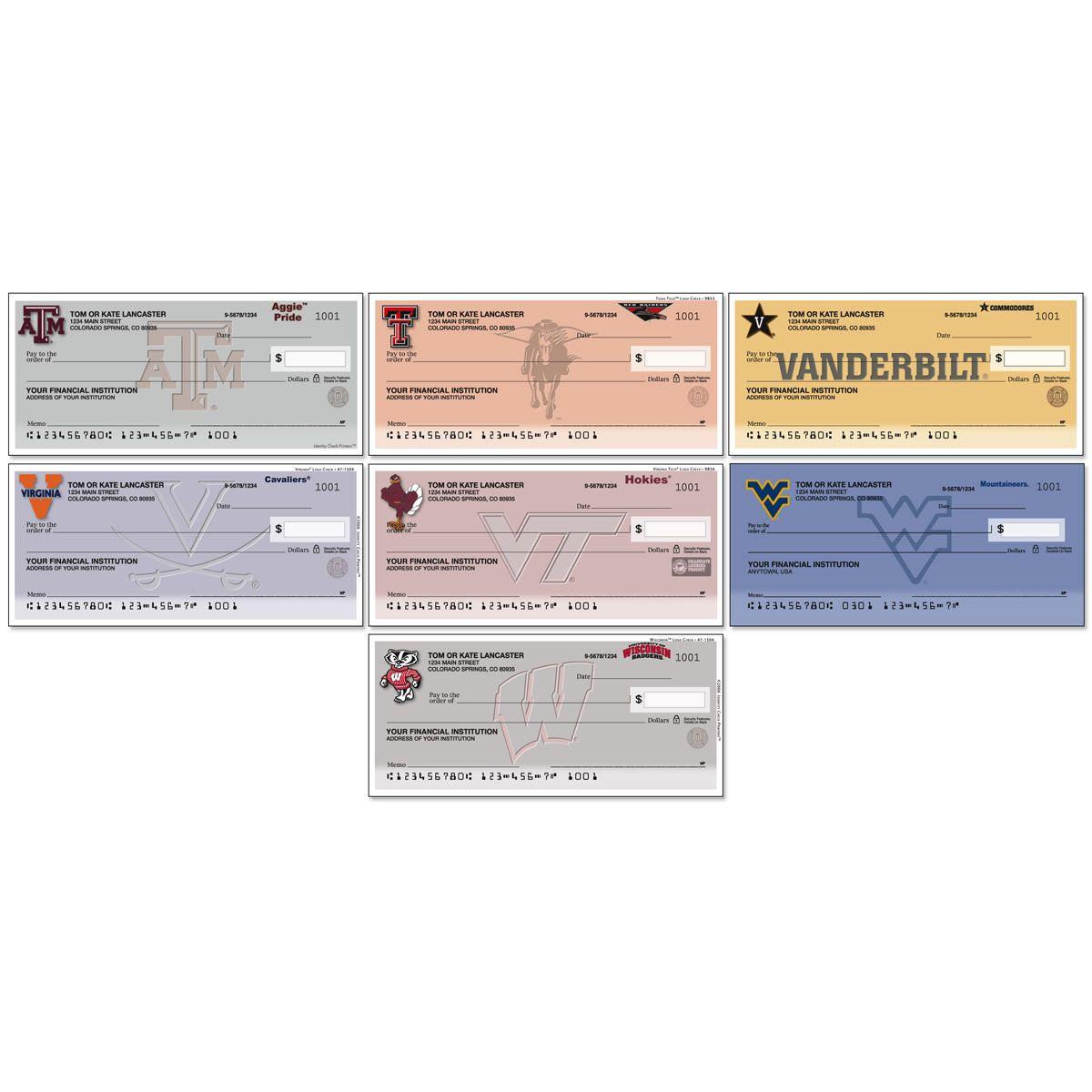 Collegiate Checks
