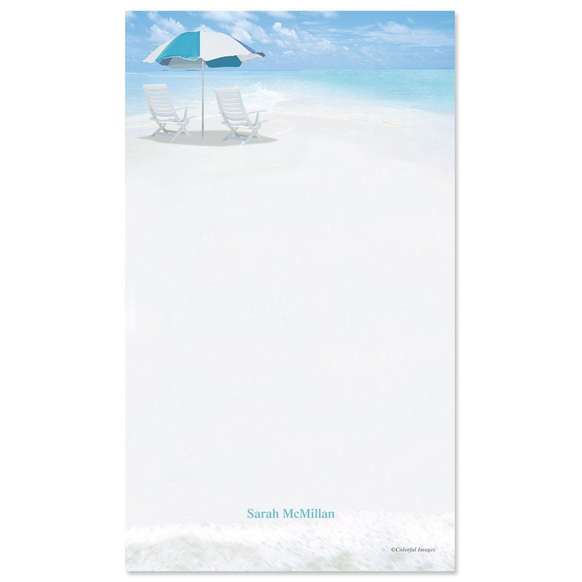 Calm Seas Custom Memo Pads