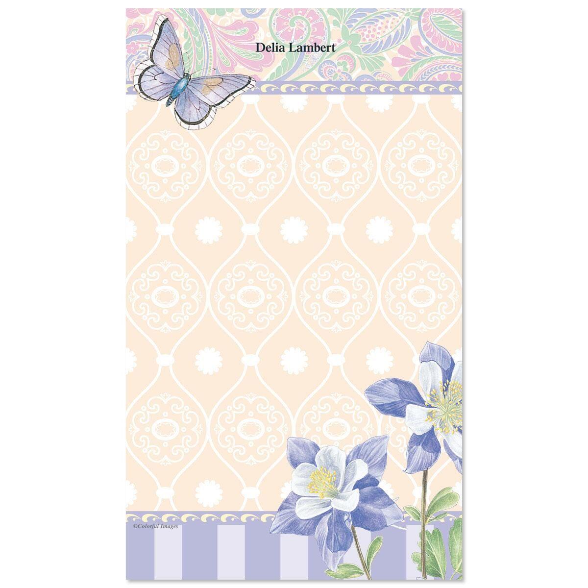 Tapestry Custom Memo Pads