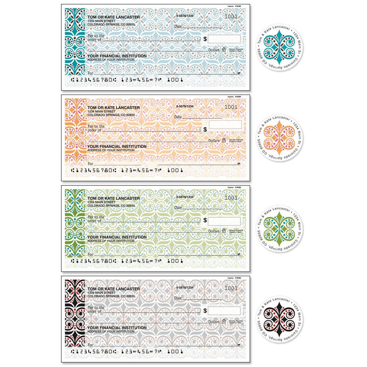 Improv Duplicate Checks with Matching Address Labels
