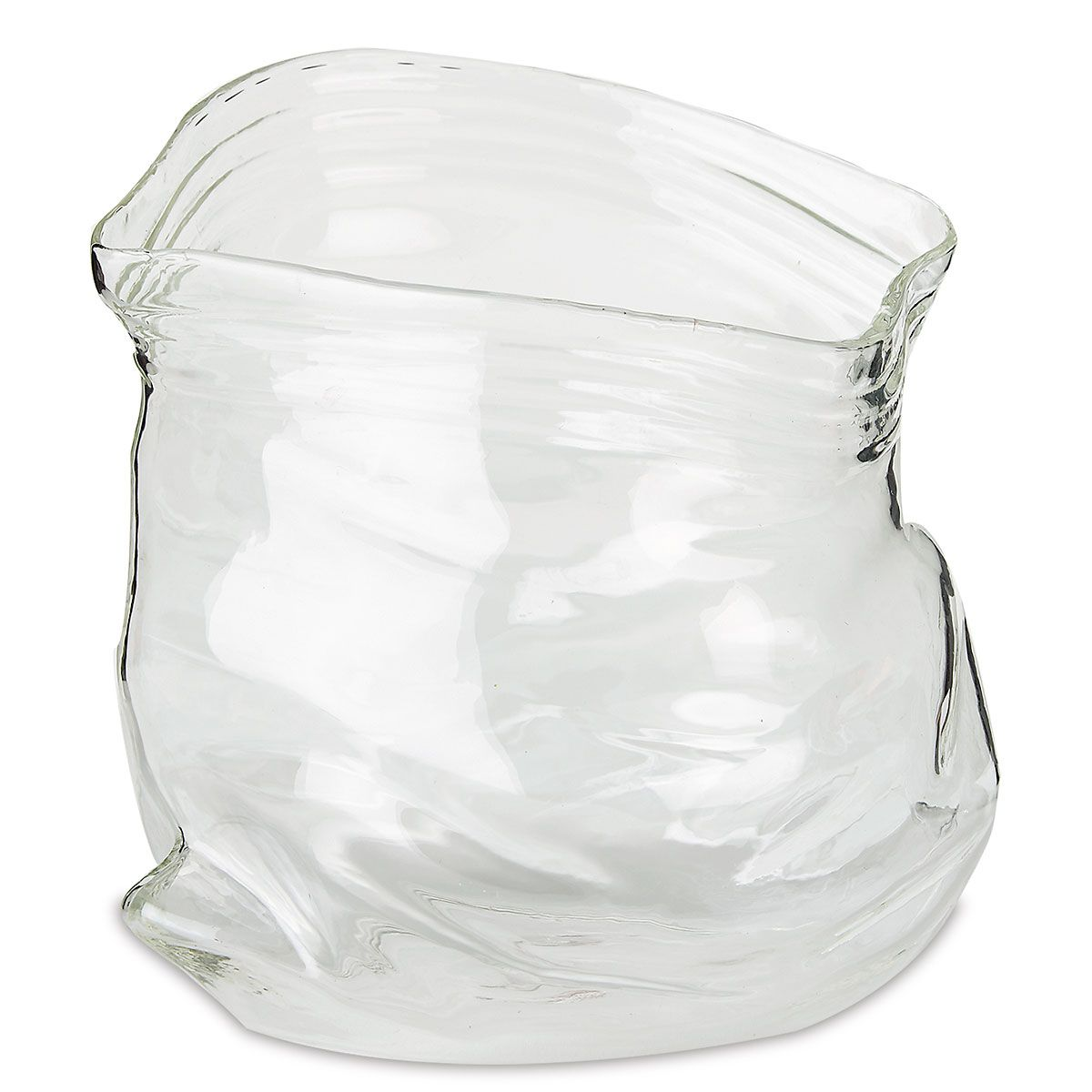 Unzipped™ Glass Container