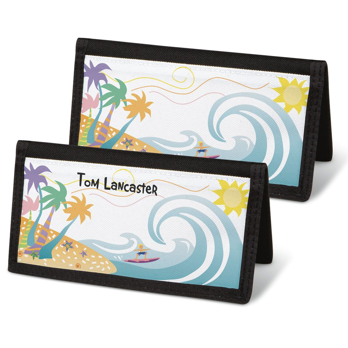 Tropical Moods  Checkbook Covers