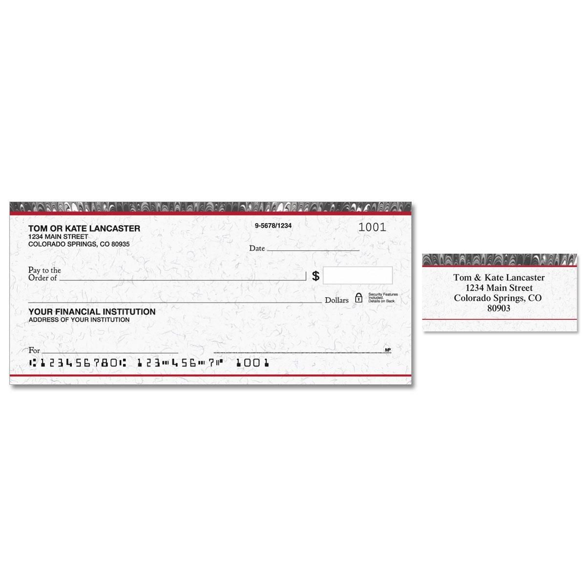 Executive Duplicate Checks With Matching Address Labels