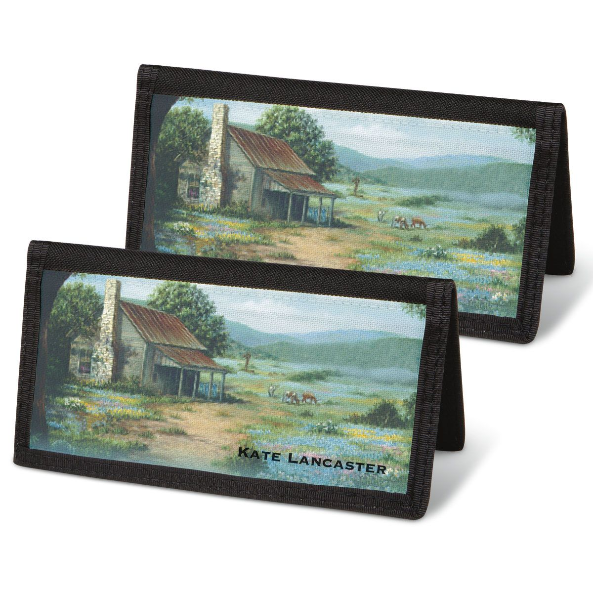 Serenity II  Checkbook Covers