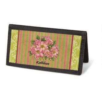 Every Season Checkbook Cover - Personalized