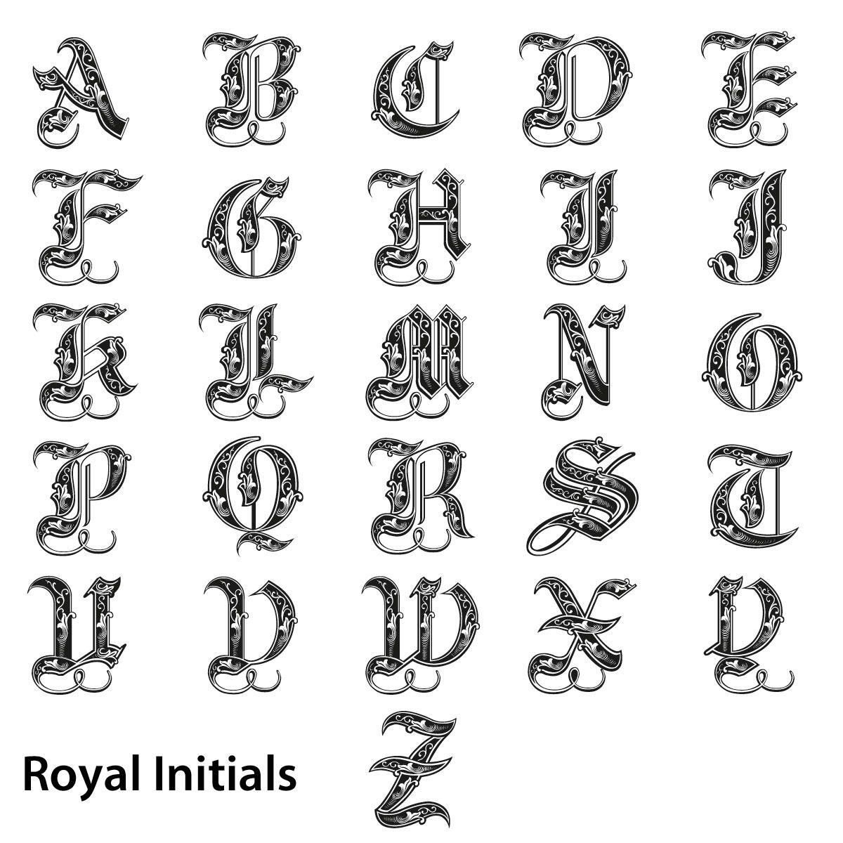Initial Choice-Square Stamper