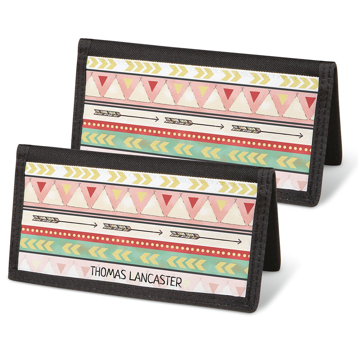 Urban Tribal  Checkbook Covers - Non-Personalized