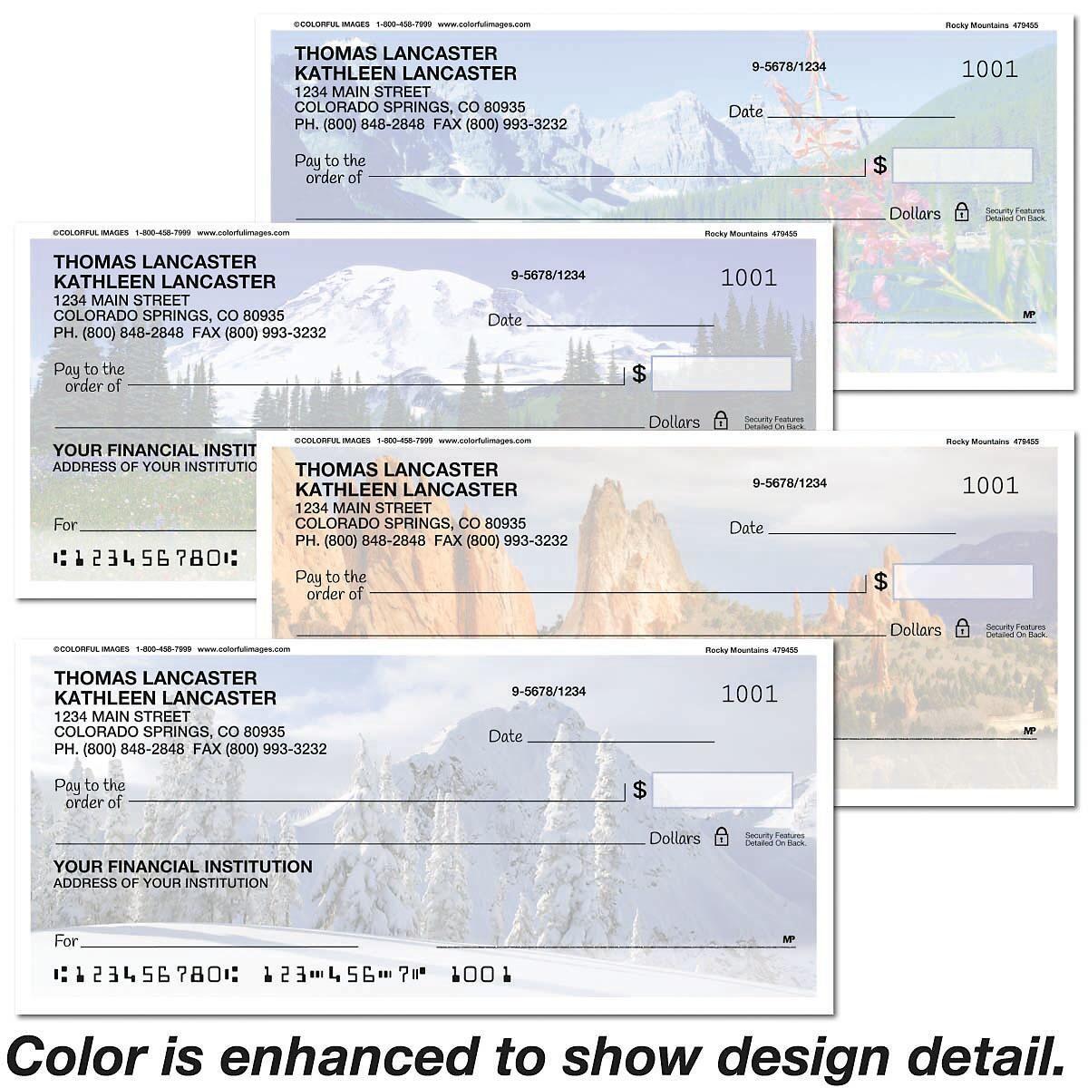 Rocky Landscapes Duplicate Checks