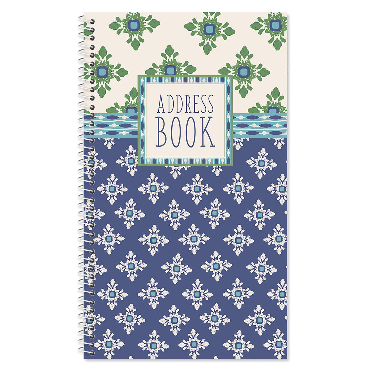 Cool Serenity Lifetime Address Book