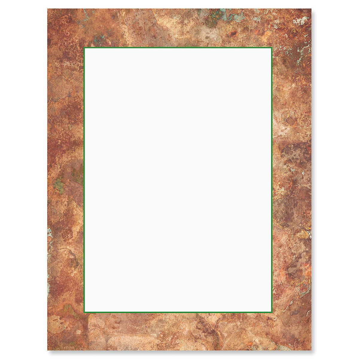 Copper Tailsman Letter Papers