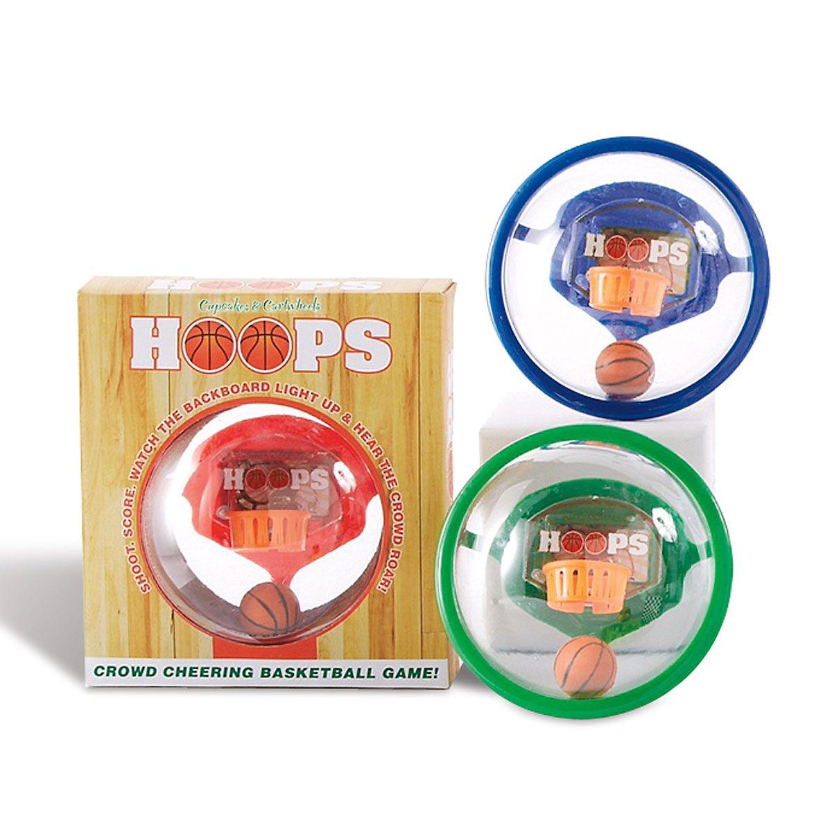 Hoops Basketball Game