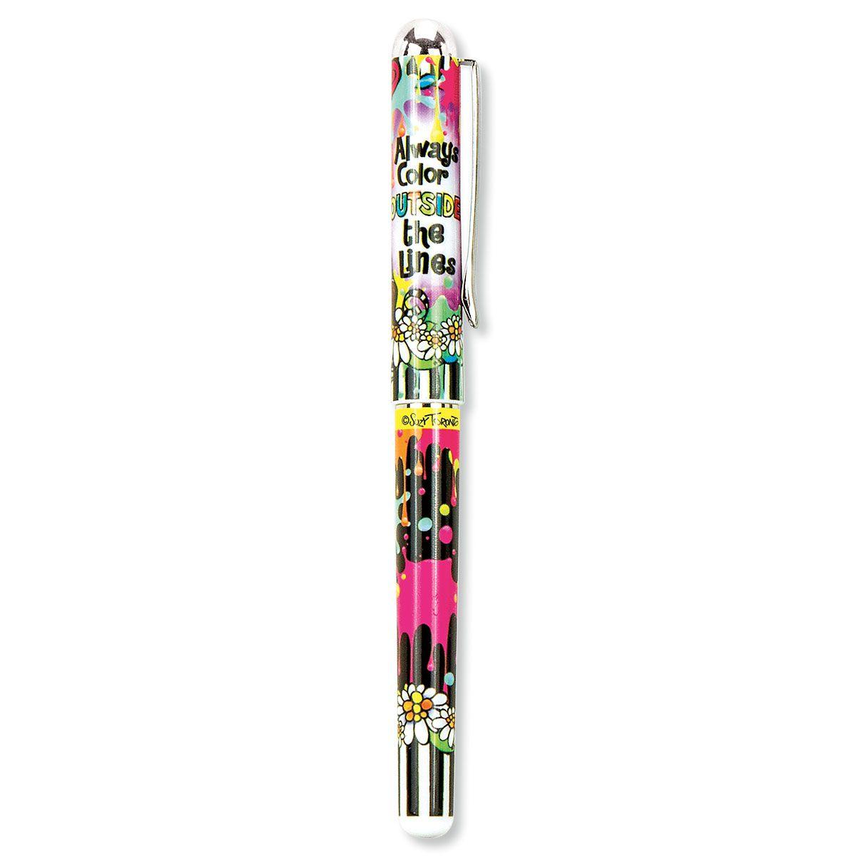 Color Outside Suzy Toronto Pen