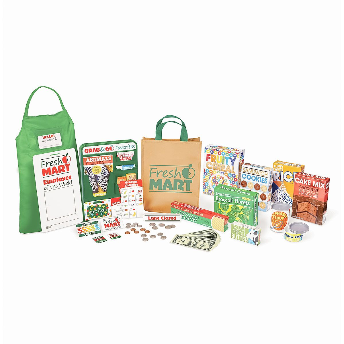 Fresh Market Grocery Store Collection by Melissa & Doug®