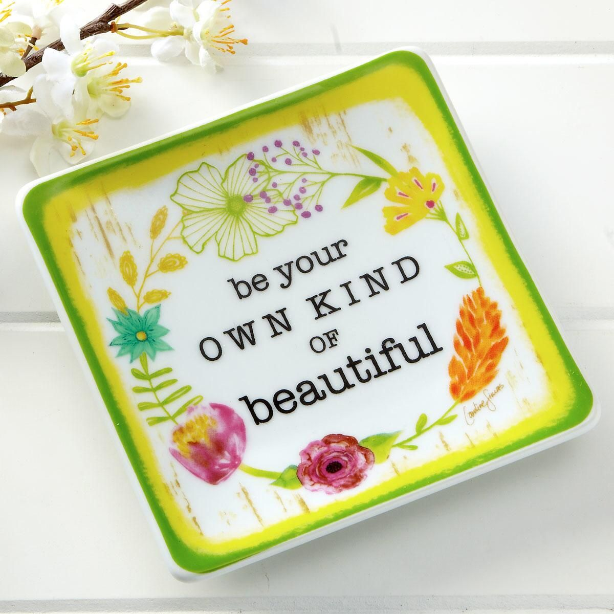Beautiful Trinket Tray