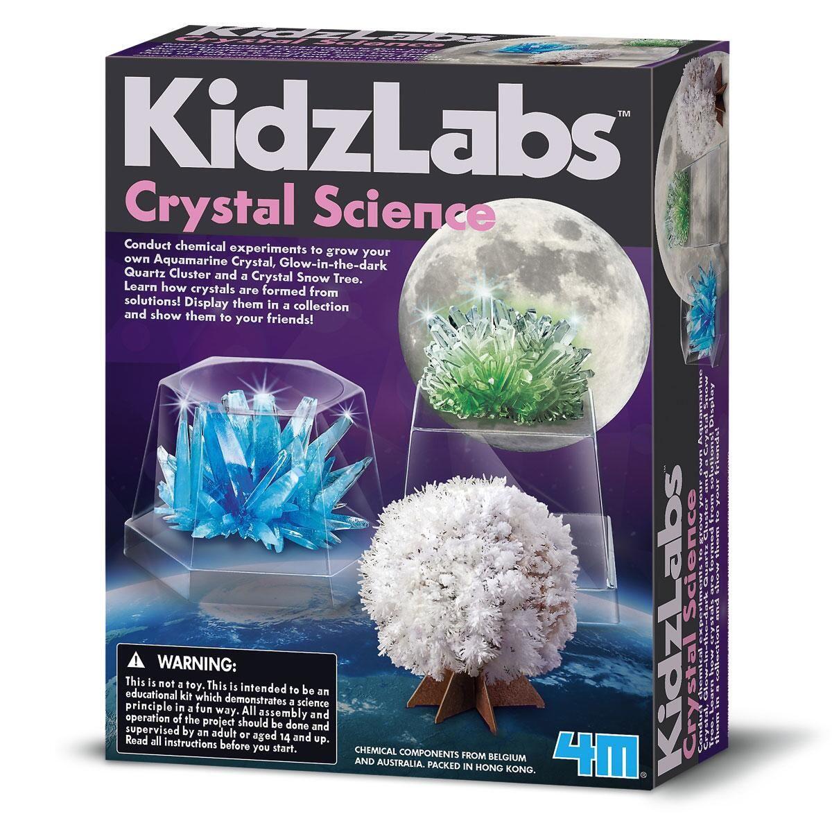 3-Crystal Science Kit