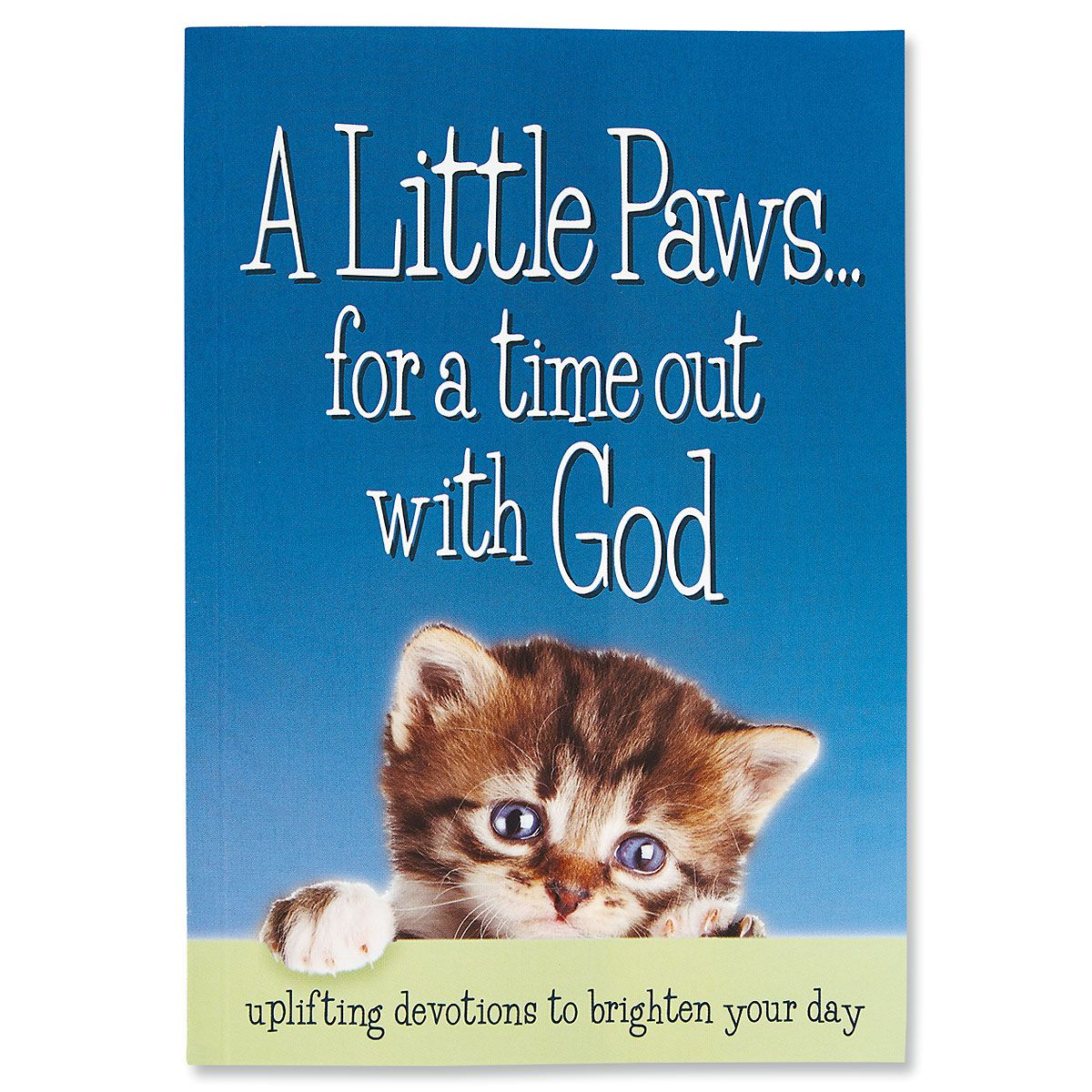 A Little Paws for God Book