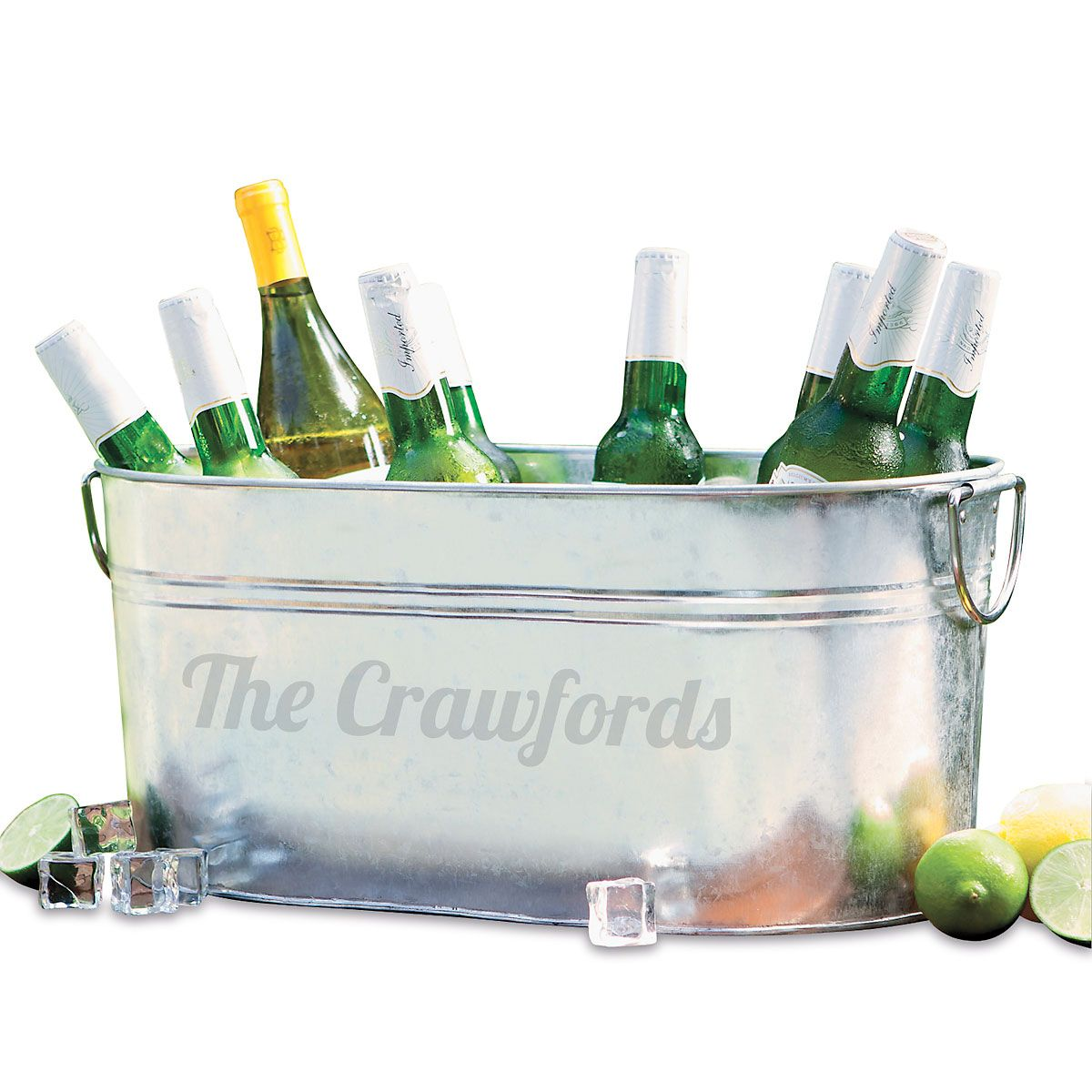 Beverage Tub with Stand
