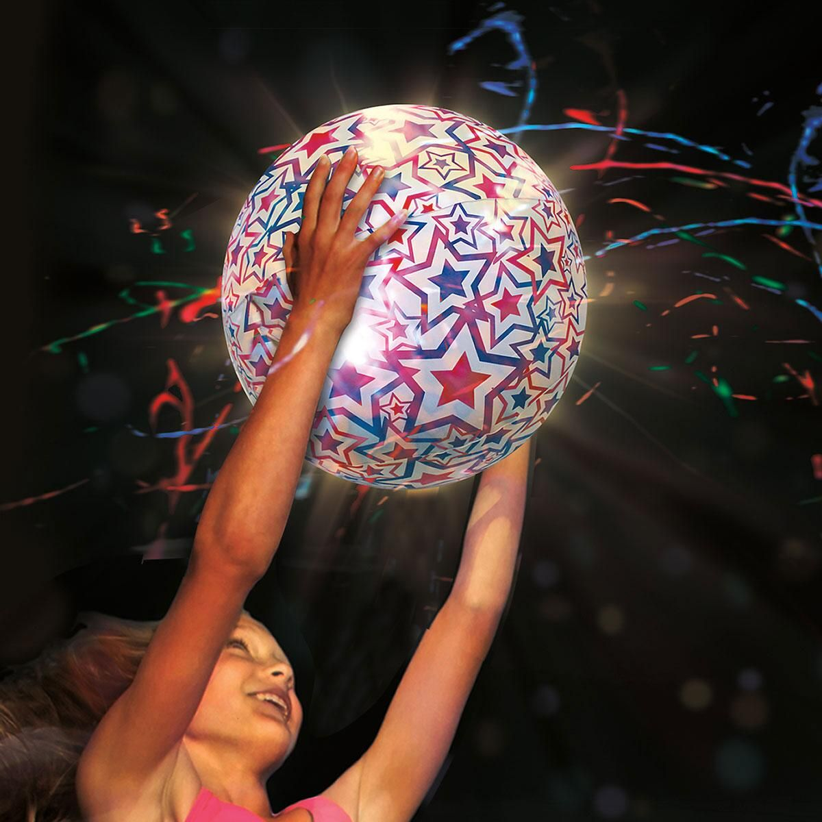 Light-Up Beachball