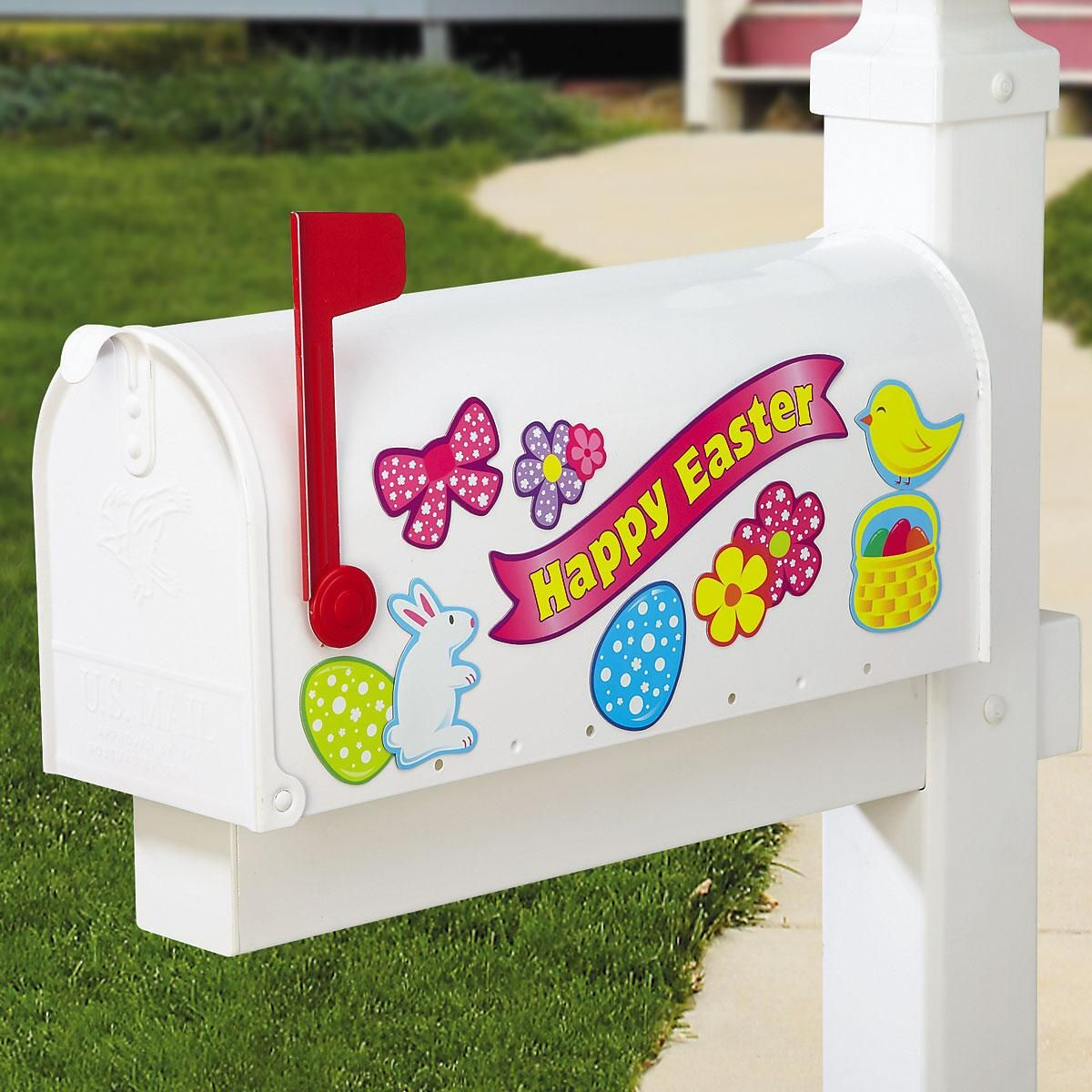 Easter Mailbox Magnets