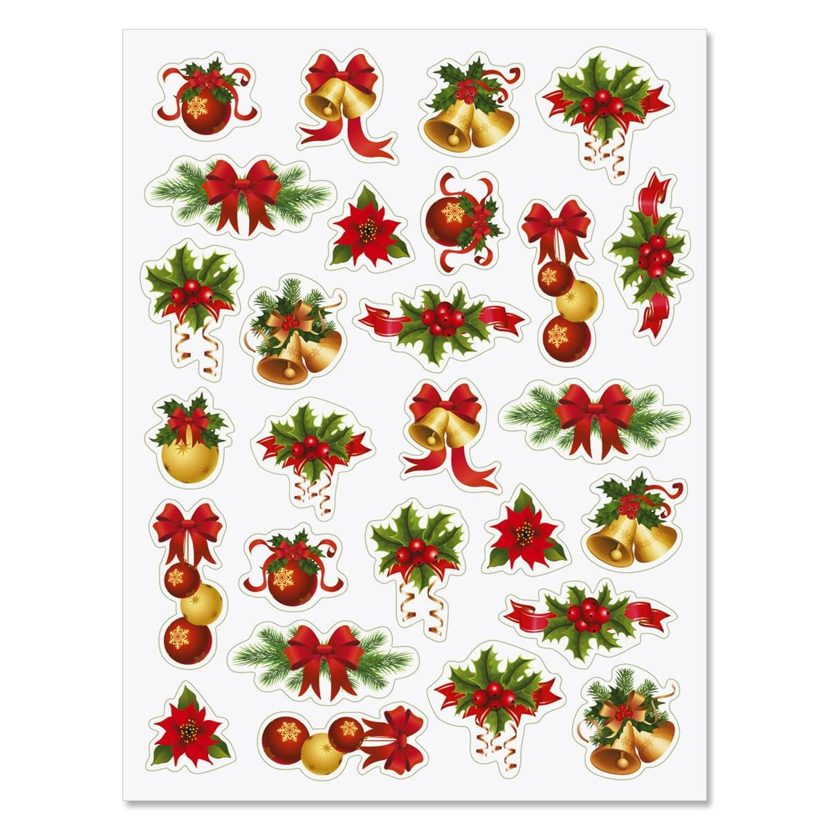 It's Christmas Time Stickers