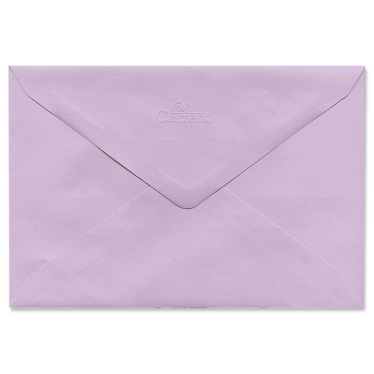 Lavender Note Card Size Envelopes
