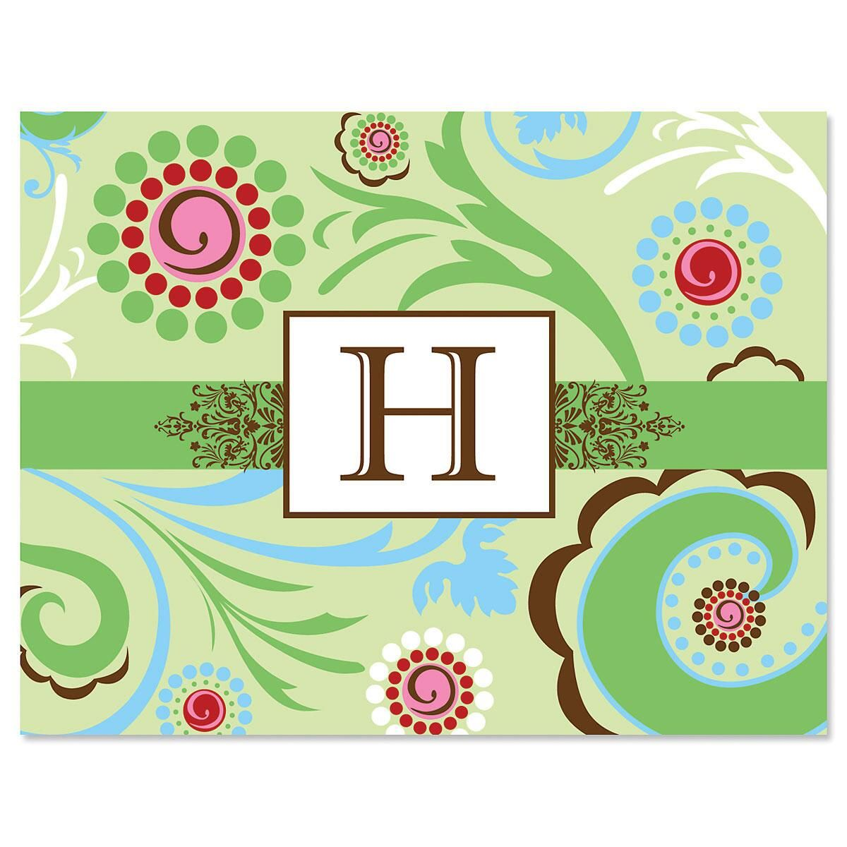Fanciful Note Cards