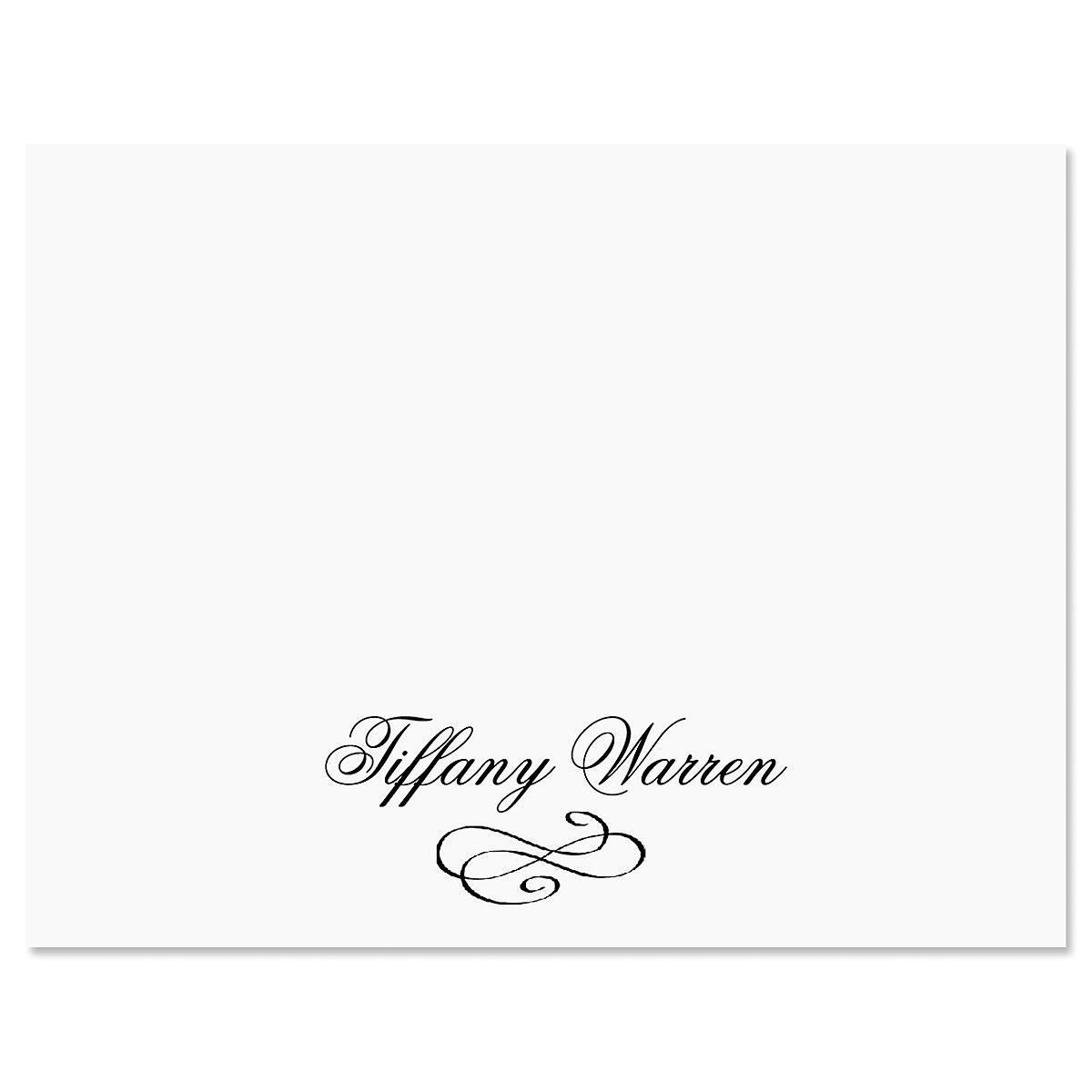 Tiffany Correspondence Cards